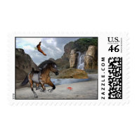 Wild and Free Stamps