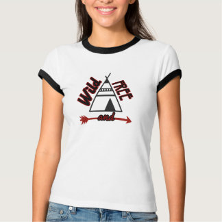 Wild And Free Teepee T-Shirt
