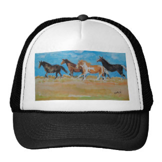 Wild and Free Trucker Hat