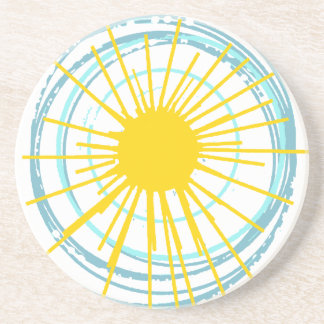 Wild and Free You Are My Sunshine Coaster