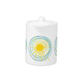 Wild and Free You Are My Sunshine Teapot