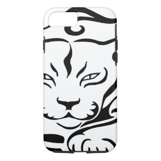 Wild and Gorgeous Cougar iPhone 7 Case