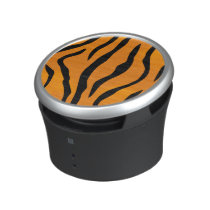 Wild and Natural Tiger Stripes Pattern Bluetooth Speaker