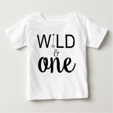 Wild and one arrow 1st birthday shirt