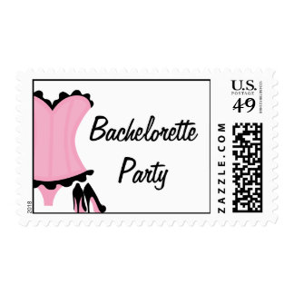 Wild and Sexy Bachelorette Party Stamps