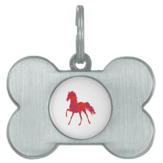 WILD AND SPIRITED PET TAG