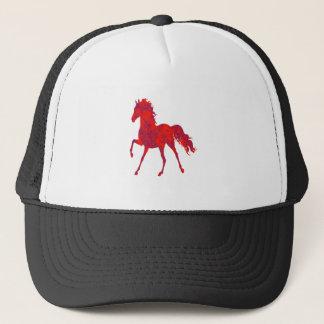 WILD AND SPIRITED TRUCKER HAT