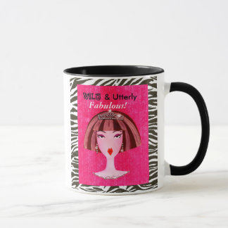 Wild and Utterly Fabulous! Mug
