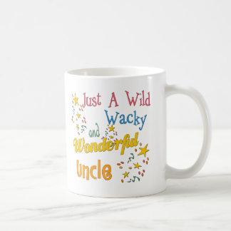 Wild And Wacky Uncle Coffee Mug