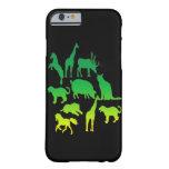 wild animal collage cool apple iphone6 design case
