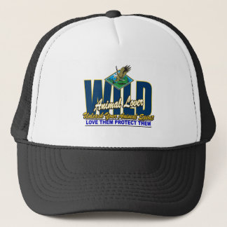 Wild Animal Lover Trucker Hat