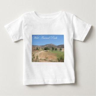Wild Animal Park Baby T-Shirt