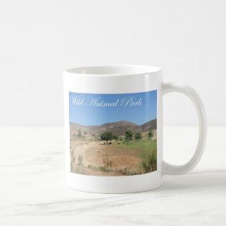 Wild Animal Park Coffee Mug