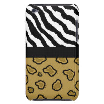 Wild Animal Print Case-Mate iPod Touch Case