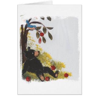 Wild Apples Card