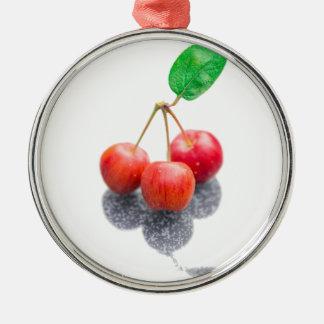 Wild Apples Metal Ornament