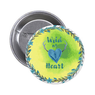 Wild at Heart Button