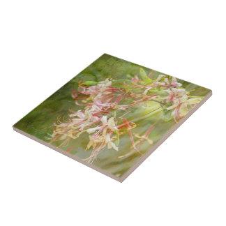 Wild Azalea Blossoms = Springtime Tile