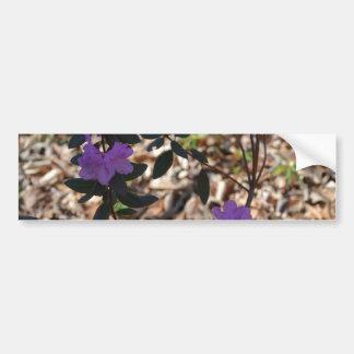 Wild Azaleas Bumper Sticker