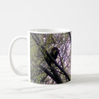 Wild Bald Eagle Mug