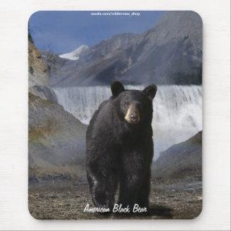 Wild Bear Animal-lovers Wildlife Gift Mouse Pad