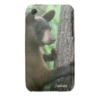 Wild Bear iPhone 3 Case