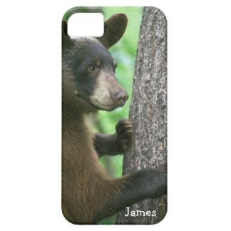 Wild Bear iPhone 5 Case