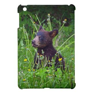 Wild Bear Wildlife Photography Design iPad Mini Covers