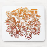 WILD BEAUTY MOUSE PAD