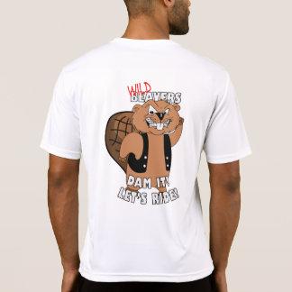 Wild-Beavers Club Shirt White