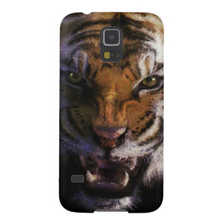 Wild Bengal Tiger Big Cat Wildlife Samsung Case Galaxy S5 Cover