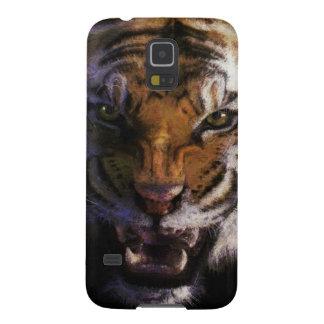 Wild Bengal Tiger Big Cat Wildlife Samsung Case Samsung Galaxy Nexus Case