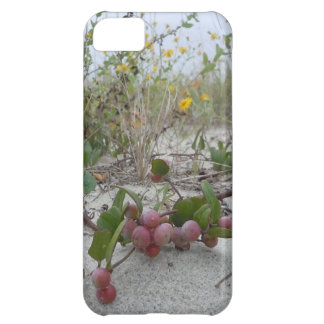Wild Berries on the Beach iPhone 5C Case