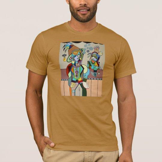 """""""Wild Bill"""" by Ruchell Alexander T-Shirt"""