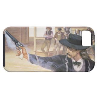 'Wild Bill' Hickok (1837-76) demonstrates his mark iPhone SE/5/5s Case