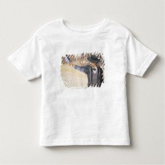 'Wild Bill' Hickok (1837-76) demonstrates his mark Toddler T-shirt