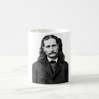 WILD BILL HICKOK COFFEE CUP
