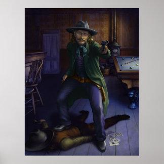 Wild Bill Hickok Póster