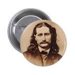 Wild Bill Hickok que pinta el retrato