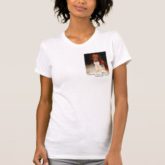 Wild Bill Kitten introducing himself to Penny T-Shirt