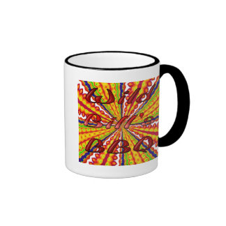 Wild Bill's BBQ Ringer Coffee Mug
