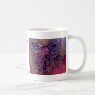 Wild Bird Ribbon Series CricketDiane Art Design Coffee Mugs