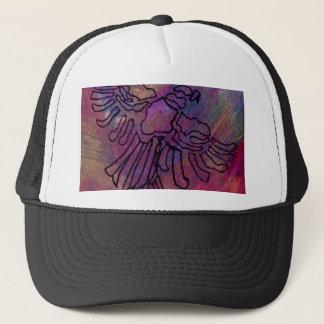 Wild Bird Ribbon Series CricketDiane Art & Design Trucker Hat