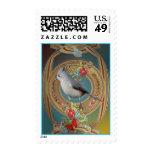 Wild Bird - Tufted Titmouse Postage
