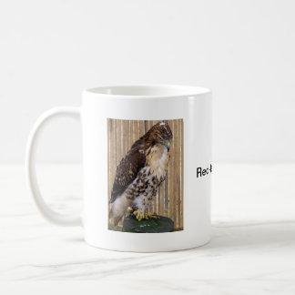 Wild Birds: Red-Tailed Hawk Coffee Mug