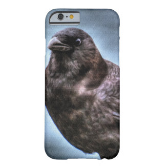 Wild Black Raven Crow-lovers #Gift Barely There iPhone 6 Case