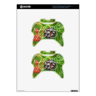 Wild Blackberries ripening in Summer Xbox 360 Controller Decal
