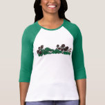Wild blackberry strip (no caption). tee shirt