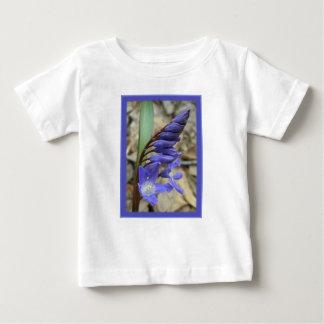 Wild Blue Hyacinth Baby T-Shirt