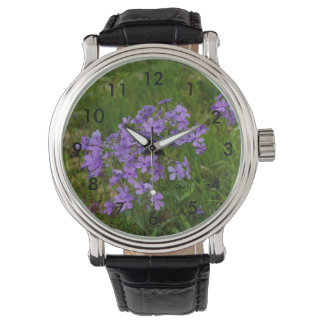 Wild Blue Phlox Watch